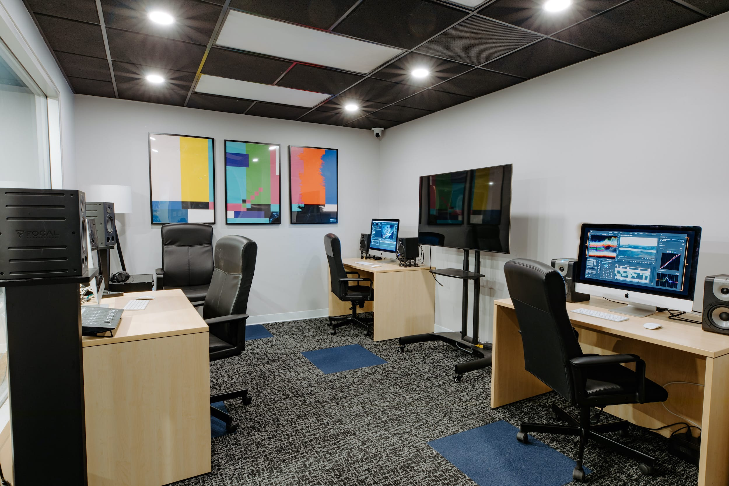 communication department lab for christian courses