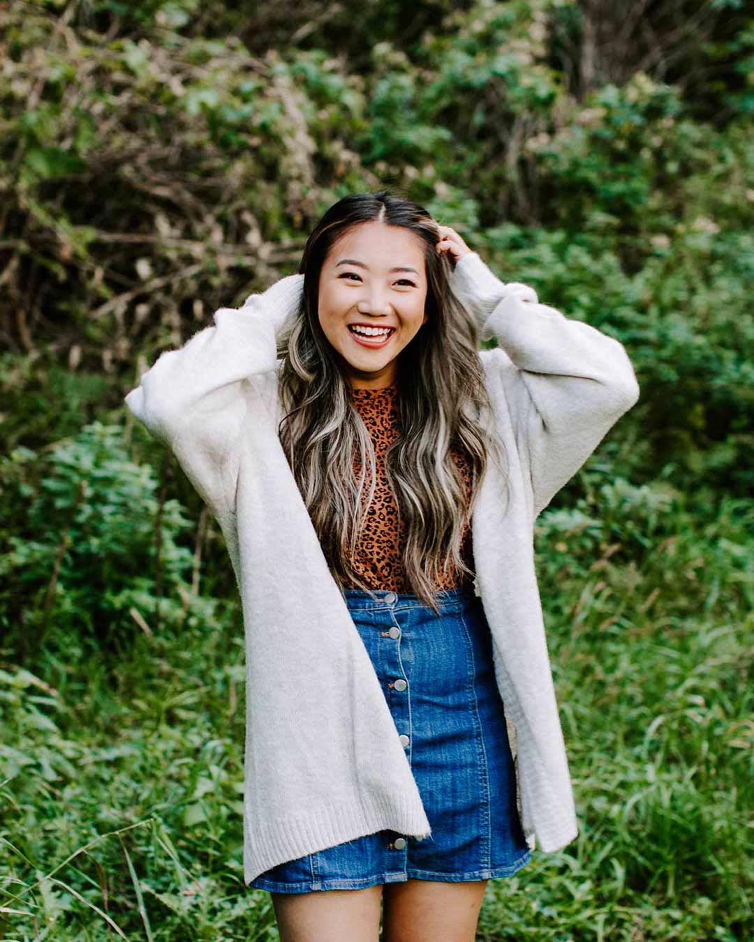 nora xiong of crown college