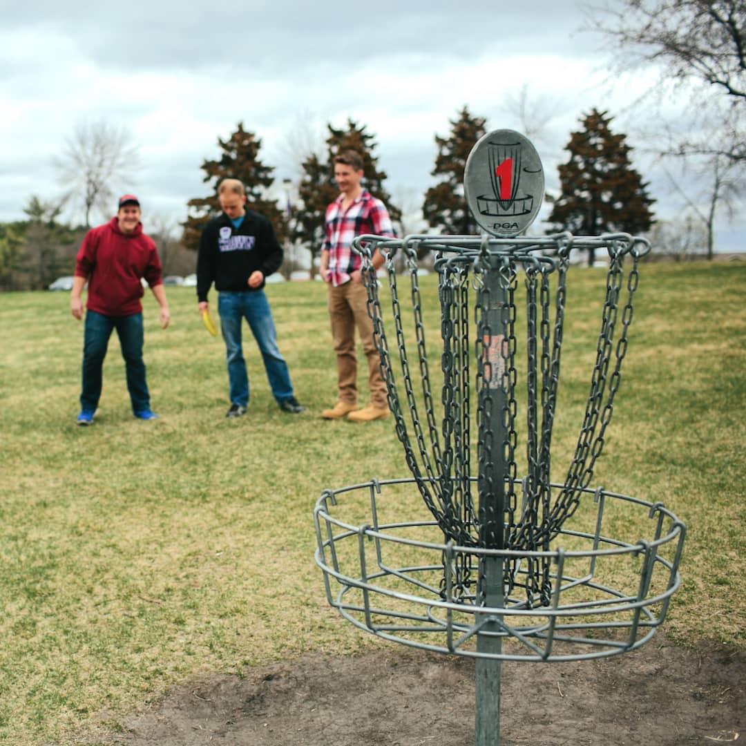 Frisbee Golf  07
