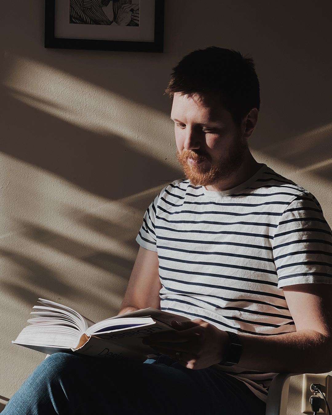 thomas clapper in christian studies online class