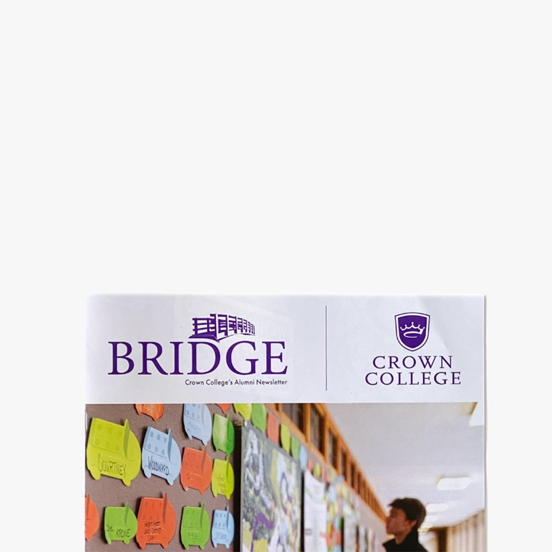bridge alumni newsletter private christian college