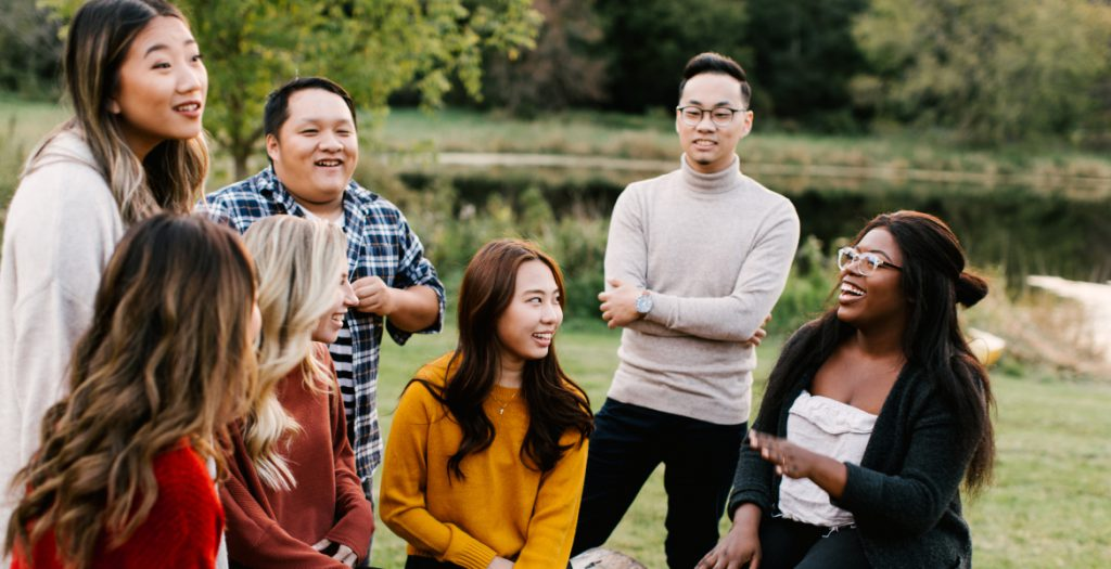 Grow spiritually in Christian colleges