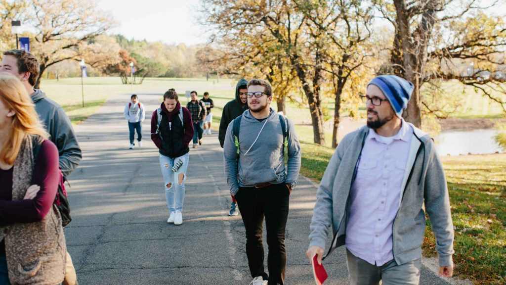 Christian College Students