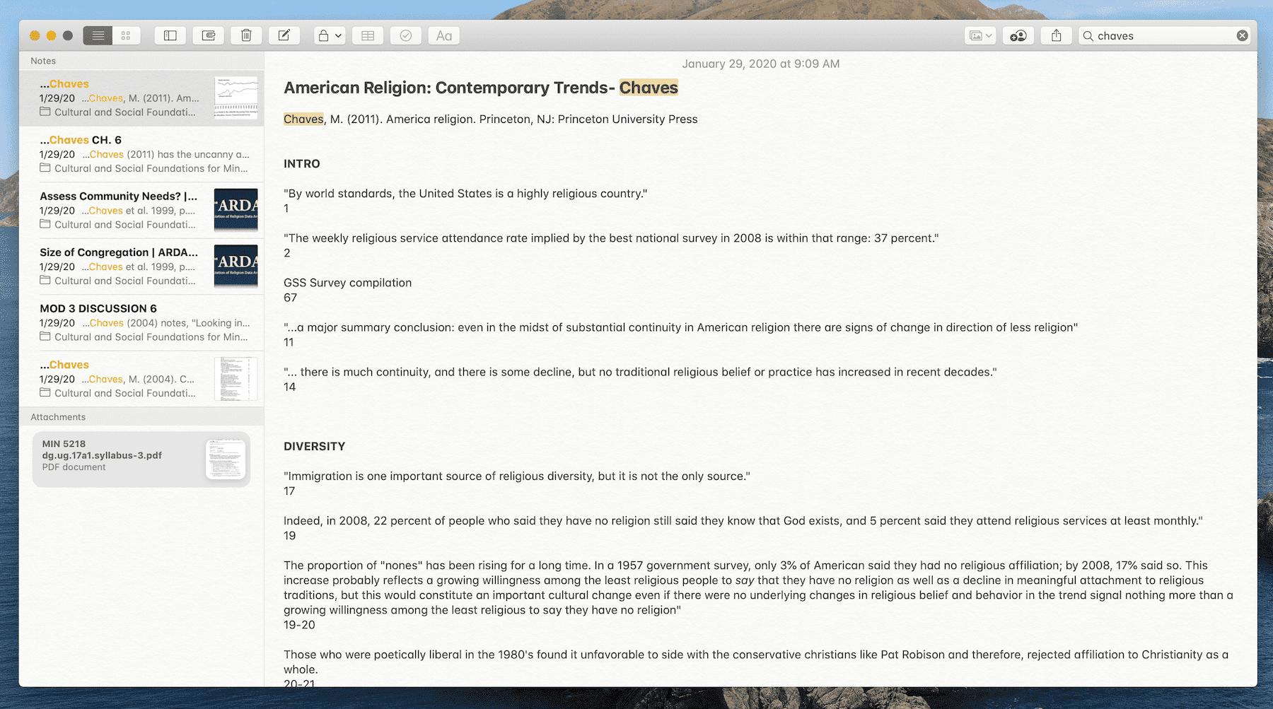 Chaves_screenshot_notes